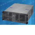 Корпус компьютерный (серверный)  19'', 2U, размеры Ш*Г*В* 430мм*550мм*88,8мм, для плат размера ATX (12''x9.6'') CEB(12''x10.5'')
