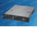 Корпус компьютерный (серверный)  19'', 1U, размеры Ш*Г*В* 430мм*550мм*44,4мм, для плат размера ATX (12''x9.6'') CEB(12''x10.5'')