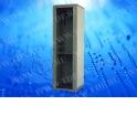 Шкаф напольный 41U серия TE (600х600х2030), черный, разобранный (упакован в 2 коробки)