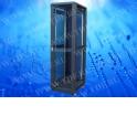 Шкаф напольный 42U серия EB (800х800х2055), черный, разобранный