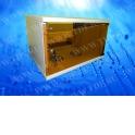 Шкаф настенный 15U серия NGU (525х400х725), разборный, серый