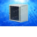 Шкаф настенный 6U серия WM (600х450х368), собранный, серый