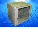 Шкаф настенный 12U серия WM (570х450х635), разборный, черный