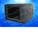 Шкаф настенный 4U серия WM (300х450х450),черный