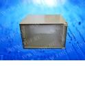 Шкаф настенный 15U серия WS (530х450х729)  серый