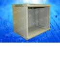 Шкаф настенный 06 WM 6606.900 БЕЗ ДВЕРИ, (600х600х368), серый, собранный