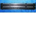 "Патч-панель UTP, 19"", 48 портов RJ45, cat.5е, 2U, Dual Type IDC, Netko СКС"