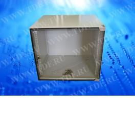 Шкаф настенный 9U серия WS (530х450х462)  серый