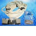 Кабель соединительный  шт.USB A- гн.USB A (3,0м) блистер