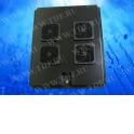 Блок вентиляторов 4 шт для TS,T2,TD 1000 черный