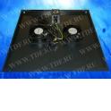 Блок вентиляторов 2 шт для TE 600 черный