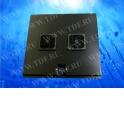 Блок вентиляторов 2 шт для TE 800 черный