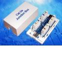 Соединительный модуль Krone / IDC / cat.5e/ неэкранированный / белый