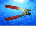 HT-202A Инструмент для обжима (кримпер) клемм размеров 14-28 AWG