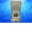 Коробка распределительная на 3 плинта заземленная, наружная (В24см*Г10см*Ш16,5см)