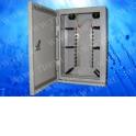 Коробка распределительная без плинтов (место до 11 плинтов) металлическая для наружного использования (В43см*Г15.5см*Ш28см)