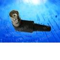 Гнездо BNC-7102B угловое медь