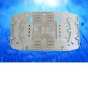 Сплайс кассета КЕ с крышкой на 12 волокон