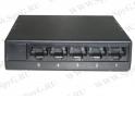 WS-NW505M15P Коммутатор WS настольный, 5 портовый 10/100Mb
