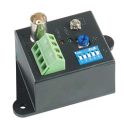 TTA111VR wPSU Приемник видео сигнала по витой паре на 2400 м
