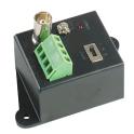 TTA111VT Передатчик видео сигнала по витой паре на 2400 м
