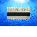 Блок соединителей типа 110 на 5 пар