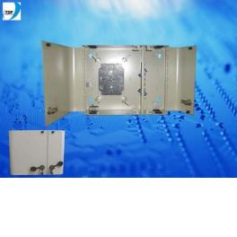 Кросс оптический настенный 24 портов (380х90х350)