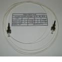 Оптический шнур (пиг-тейл) FC-FC/UPC SM buffer 0.9мм 9/125, 3м