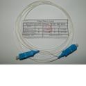 Оптический шнур (пиг-тейл) SC-SC/UPC SM buffer 0.9 мм 9/125, 3м