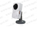 SLC-83V/W IP Камера, CMOS 1/4'', 0.3M, аудио, слот SD, I/O, WiFi, DC12V, объектив 4.0mm, кронштейн