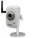 SLC-84AD/W IP Камера, CMOS 1/4'', 2.0M, аудио, H.264, слот mSD, WiFi, DC12V, объектив 4.3mm F2.0, кронштейн