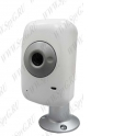 SLC-84AM IP Камера, CMOS сенсор, 1.3M, H.264, 2х стороннее аудио, DC12V, объектив 4.0mm F2.0, кронштейн