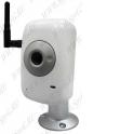 SLC-84AM/W IP Камера, CMOS сенсор, 1.3M, H.264, 2х стороннее аудио, WiFi, DC12V, объектив 4.0mm F2.0, кронштейн