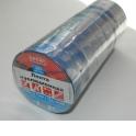 Изолента (лента изоляционная) 19мм х 20м, синяя 10шт