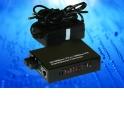 WDM медиаконвертер 10/100Base-TX/100Base-FX, одноволоконный, SM, SC, 1310nm, 20 km