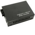 WDM медиаконвертер 10/100Base-TX/100Base-FX, одноволоконный, SM, SC, 1550nm, 20 km