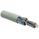 Кабель витая пара Hyperline UUTP100-C5-S24-IN-PVC-GY