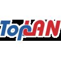 Кабель витая пара TopLAN TOP-5EUTP25PR-GY
