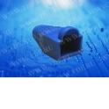 Изолирующий колпачок для RJ45 синий