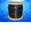 Кабель LC UTP25 cat.5, 500м, 0,45мм, наружный, черный